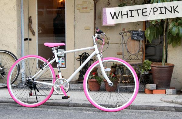 自転車 クロスバイク 26インチ ...