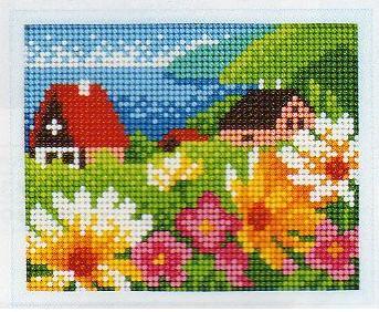 スキルミニギャラリーキットMG28「花と風景」