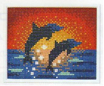 スキルミニギャラリーキットMG68「サンセット」