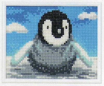 スキルミニギャラリーキットMG74「コウテイペンギン」