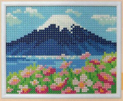 スキルミニギャラリーキットMG212「富士山」