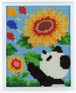 スキルミニギャラリーキットMG78 「パンダ」