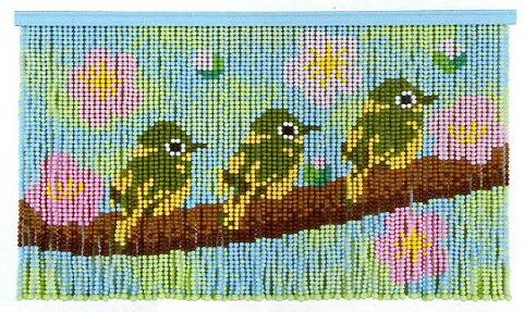 スキルスクリーンキットS35 「梅とうぐいす」