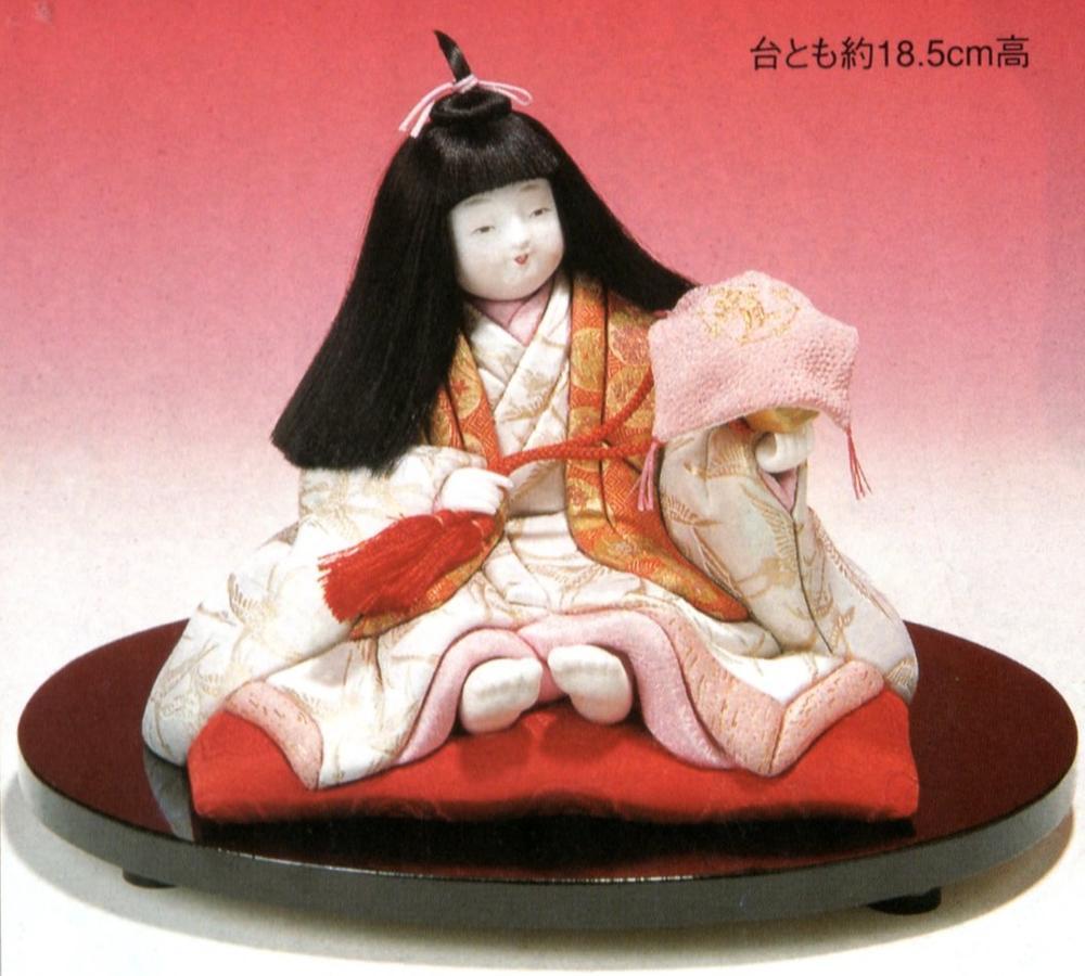 東芸 木目込人形キット「宝物は愛」 H721-04