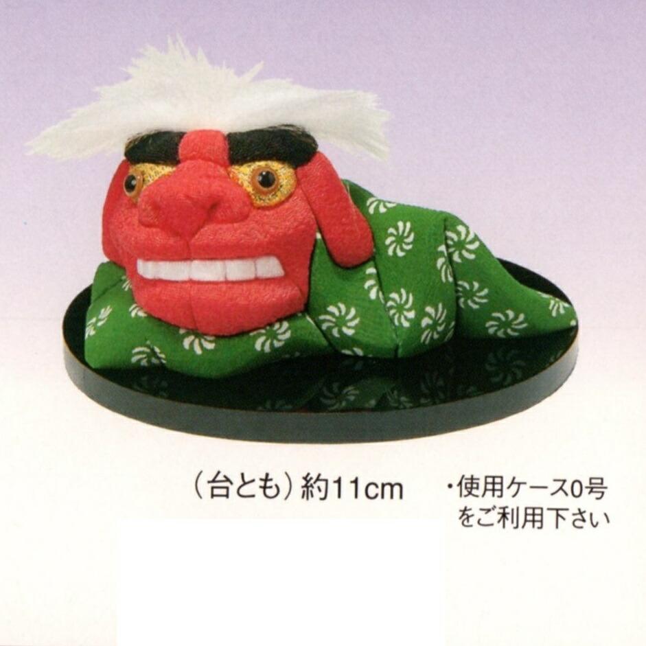 東芸 木目込人形キット「福づくし・獅子頭」 H738-0