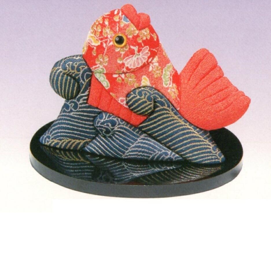 東芸 木目込人形キット「福づくし・お目出鯛」 H743-0