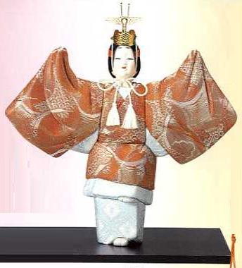 東芸 木目込人形キット「能・夕鶴」 K211-04