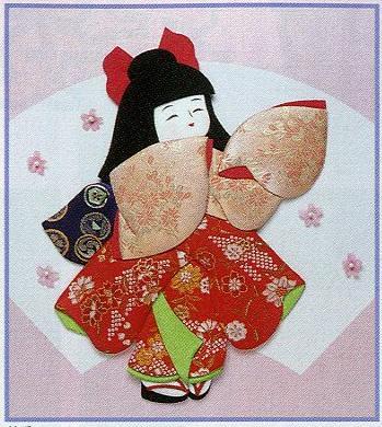 東芸押し絵キット H8803「春おぼろ」