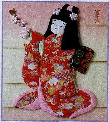 東芸押し絵キット H8893「花桜」