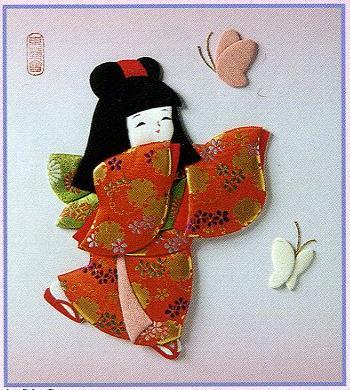 東芸押し絵キット H8907「蝶々」