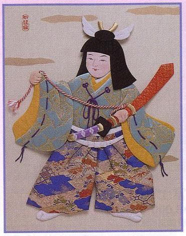 東芸押し絵キット H8948「出世太刀」(6号)