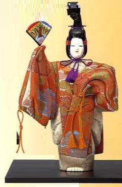 東芸 木目込人形キット「能・杜若」(かきつばた) S213-04