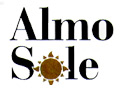 Almo Sole(アルモソーレ)ロゴ