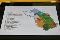 マルケの地図