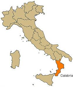 カラブリア  Calabria