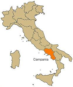 カンパーニャ  Campania