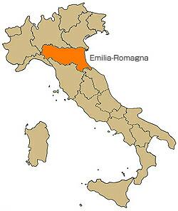 エミリア ロマーニャ Emilia-Romagna