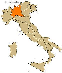 ロンバルディア  Lombardia