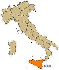 シチリア Sicilia
