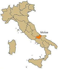 モリーゼ  Molise