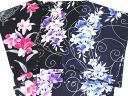 Cute women's yukata women yukata size S floral dress color kimono