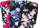 Yukata woman yukata small size pretty floral design stylish color kimono fs3gm for women in Japanese dress