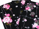 Yukata yukata pretty floral design stylish kimono fs3gm for women in Japanese dress