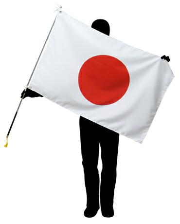 国旗手旗セット
