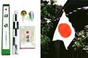 Correspondence with high-quality Japanese national flag set acrylic national flag
