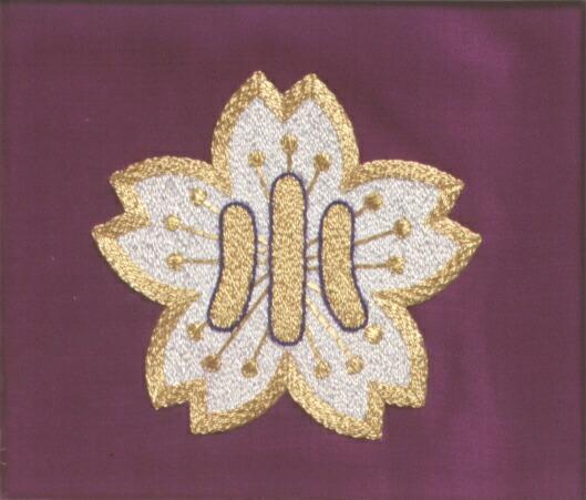 刺繍の種類