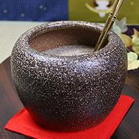 窯肌火鉢(ミニ)