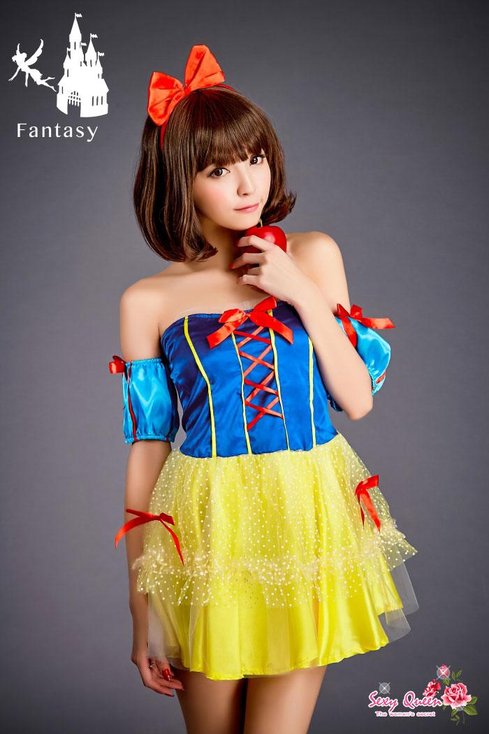 コスプレ 白雪姫 大人 コスプレ メイド服 衣装 コスチューム