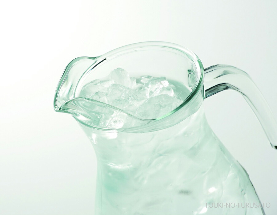 Touki no furusato rakuten global market new arc arc pitcher 1 5 l - Heat proof glass pitcher ...