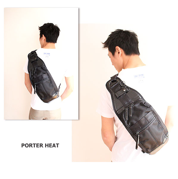 Porter Heat One Shoulder Bag 52