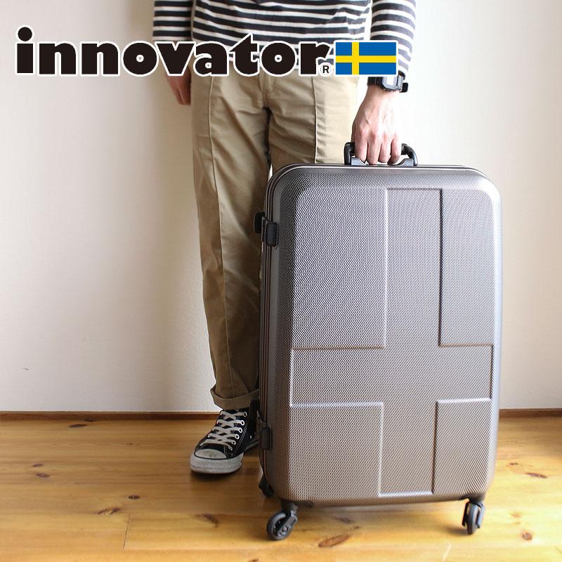 イノベーター スーツケース 58L