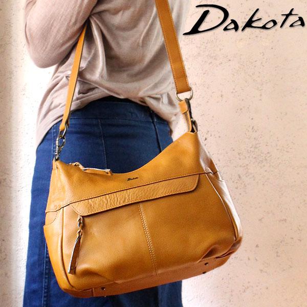 Dakota 柔らかなフォルムの女性らしいダコタの2WAYショルダーバッグ アンガス