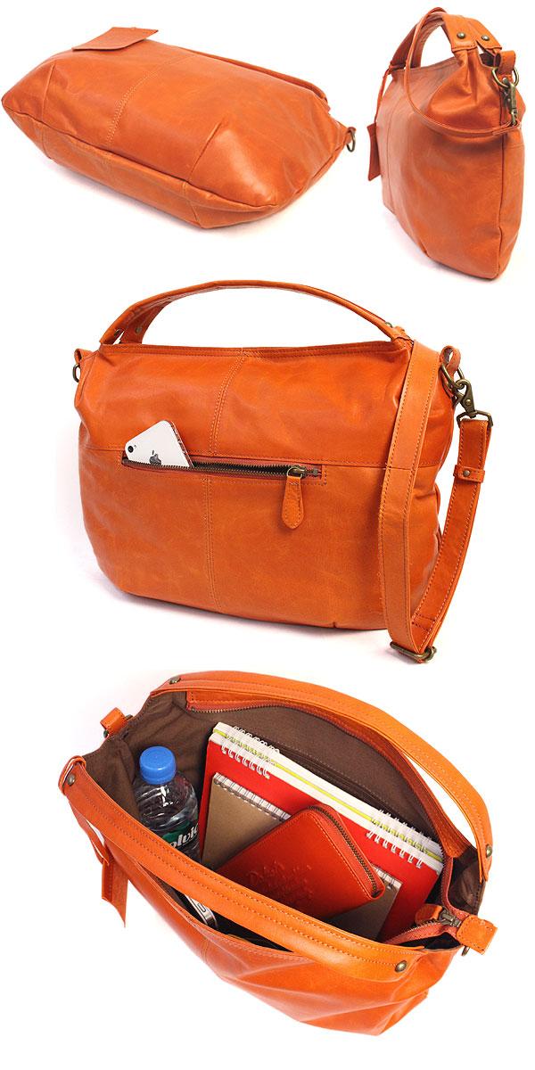 軽量で使いやすいダコタのバッグ