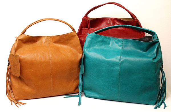 ダコタ サンセット 馬革 トートバッグ サイズ A4対応のトートバッグ