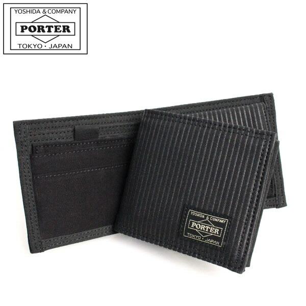 ポーター ドローイング 二つ折り財布 吉田カバン PORTER