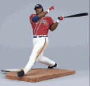 Back in stock! McFarlane Toys MLB figures series 15 / Andrew & Jones red/Atlanta Braves