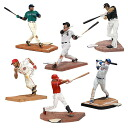 McFarlane Toys MLB series 33 / 6 body set /mcfarlane
