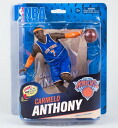 McFarlane toys NBA figure skating series 23/ car Melo Anthony / New York Knicks
