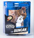 750 McFarlane toys NBA figure skating series 24/ Tim Duncan collector gap bells-limited / San Antonio Spurs
