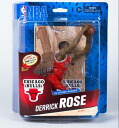 McFarlane NBA figure series 24 and Derrick rose and Chicago Bulls