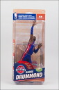 McFarlane NBA figure series 25 and Andre Drummond collector's level 500 body limited / Detroit Pistons