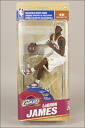 McFarlane NBA figure series 26/LeBron James and Cleveland Cavaliers