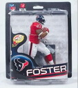 32 1,000 McFarlane toys NFL series Alian Foster / collector gap bell / Houston beefsteak Suns