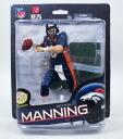 32 McFarlane toys NFL series Payton Manning / Broncos