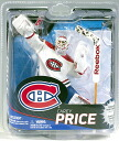McFarlane toys NHL figure skating series 31/Carey Price (Montreal Canadiens)