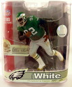 3 McFarlane toys NFL legend series Reggie White / Philadelphia Eagles